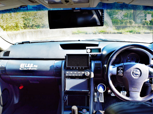 CPV35 SKYLINE INTERIOR.