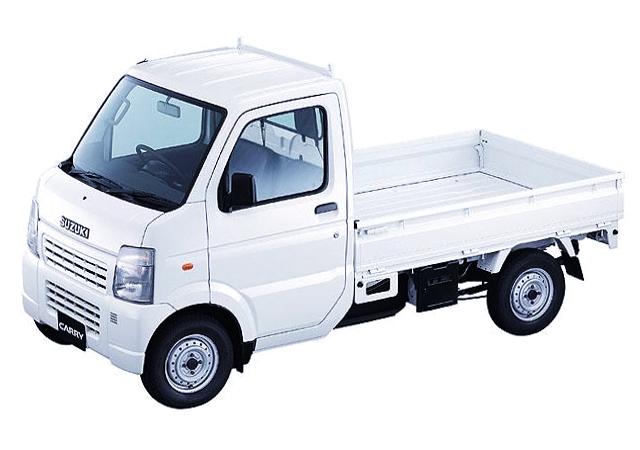 NORMAL DA63T SUZUKI CARRY TRUCK.