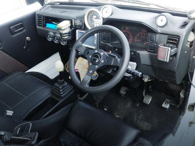 DA71T CARRY TRUCK CUSTOM DASHBOARD.