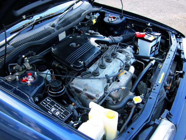 GA15DS 1500cc ENGINE