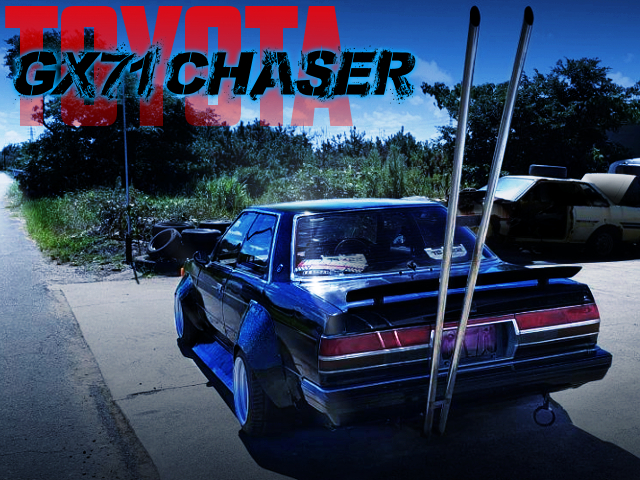 KAIDO RACER BUILT OF GX71 CHASER.