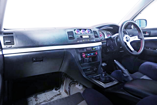 JZX110 MARK2 DASHBOARD.