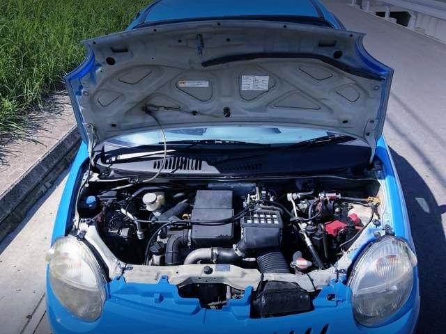 K6A Di-TURBO ENGINE.