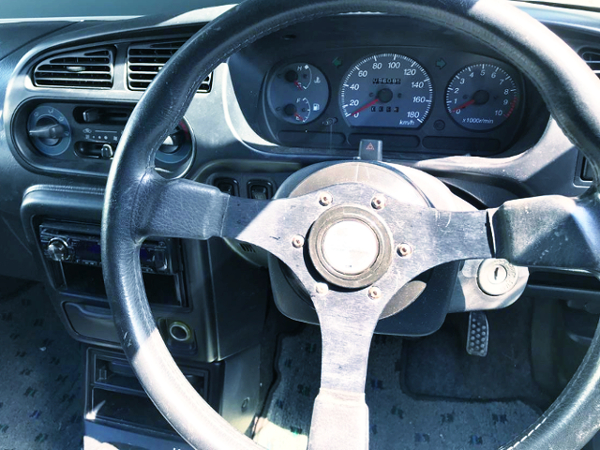 STEERING AND SPEED CLUSTER OF L710 MIRA.