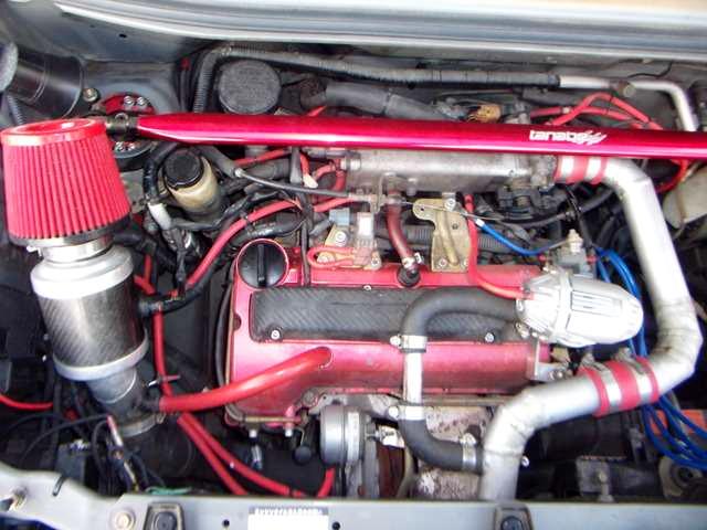 JB-DET TURBO ENGINE With DX30KAI TURBO.
