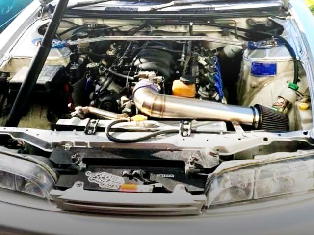 LS1 5.7-Liter V8 ENGINE.