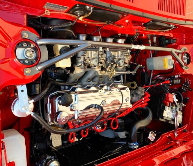 MAZDA E5 1608cc BUILD With SOLEX CARBS.