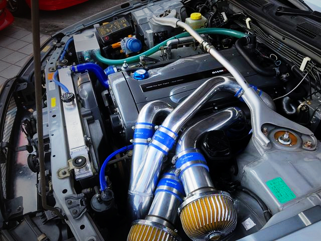 RB26DETT NISMO FINE SPEC ENGINE FINAL EDITION.