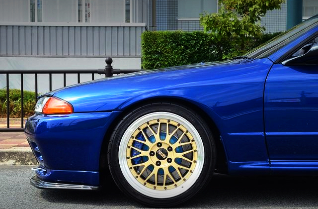 FRONT BBS LM WHEEL.