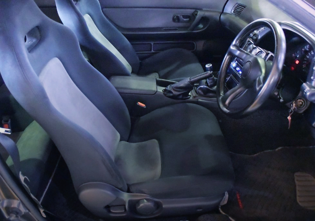 GENUINE R32 GT-R SEATS.