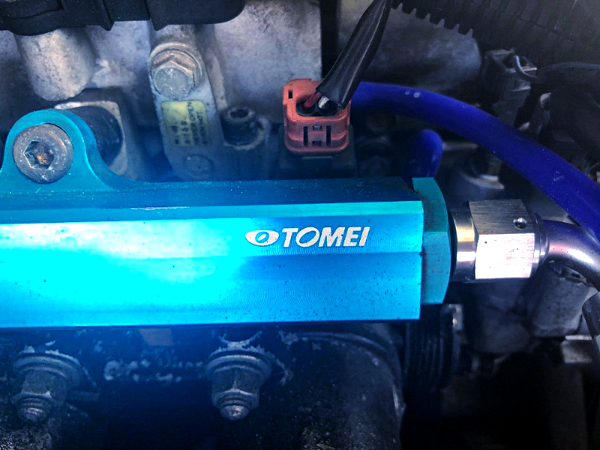 TOMEI FUEL RAIL.