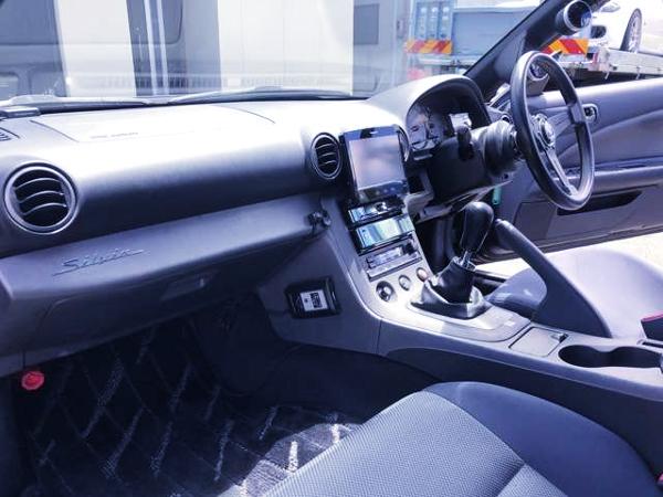 INTERIOR S15 SILVIA DASHBOARD.
