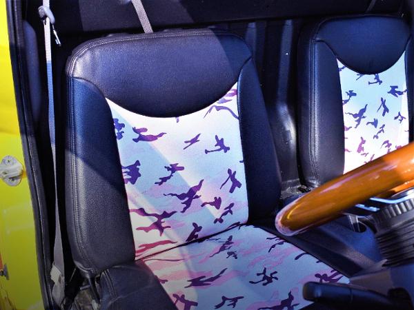 INTERIOR SEAT.
