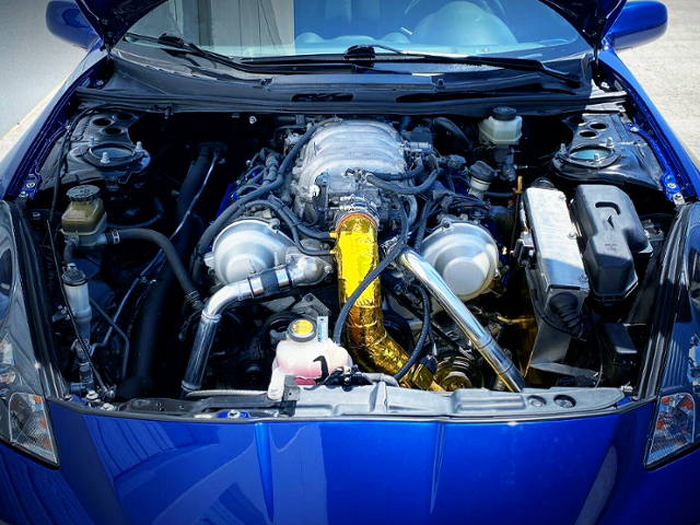 3UZ-FE 4300cc V8 ENGINE.