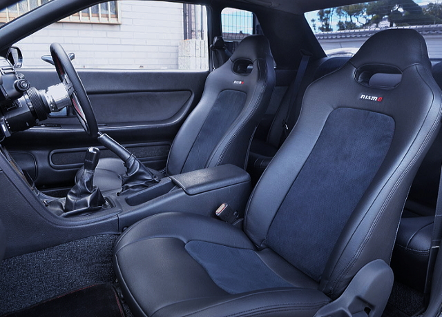 R32 GT-R SEATS REFRESHED.