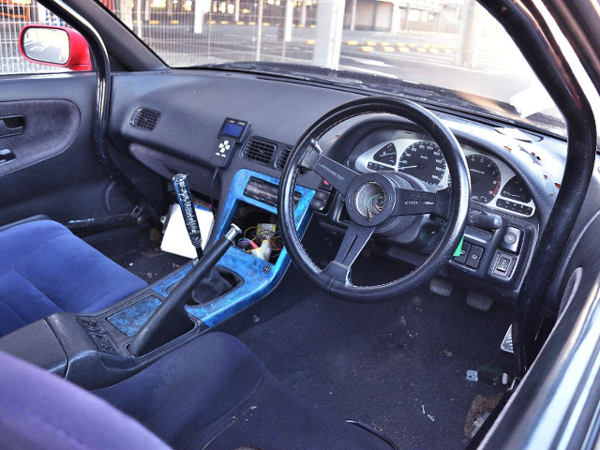 180SX TYPE-R CUSTOM INTERIOR.