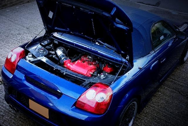 2GR-FE 3.5-Liter V6 ENGINE.