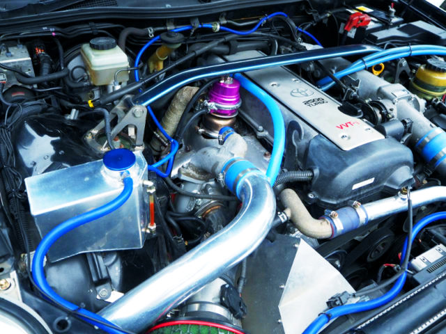 1JZ-GTE With RSE SINGLE TURBO.