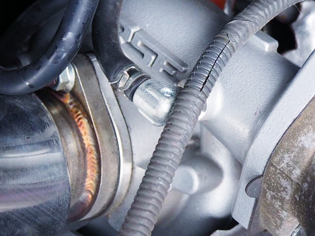 RSE TURBOCHARGER.