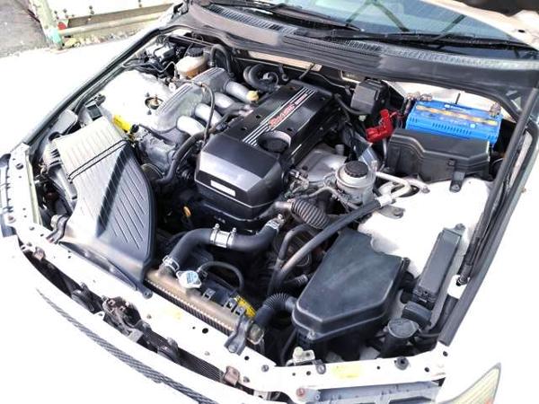 BEAMS 3S-GE ENGINE.