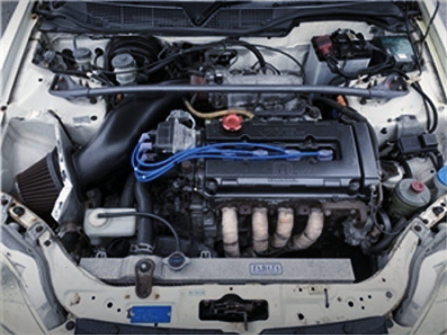 B18C VTEC ENGINE With 2-Liter BUILD.