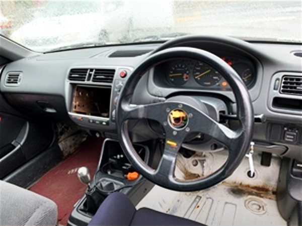 EK9 CIVIC TYPE-R DASHBOARD.