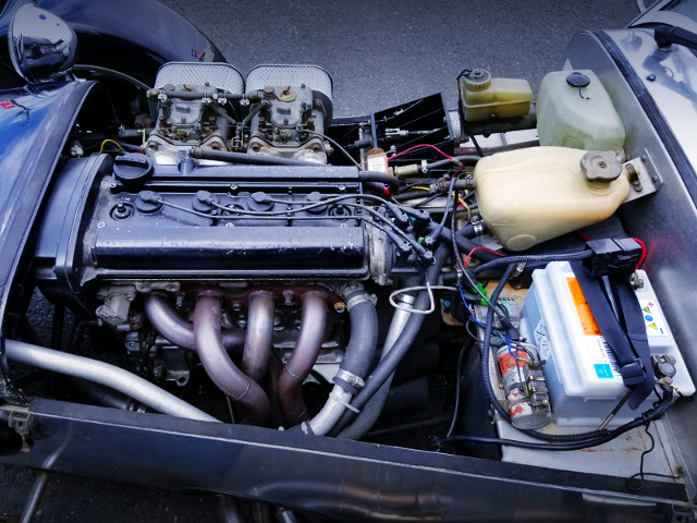 20V 4AG CARBS ENGINE.