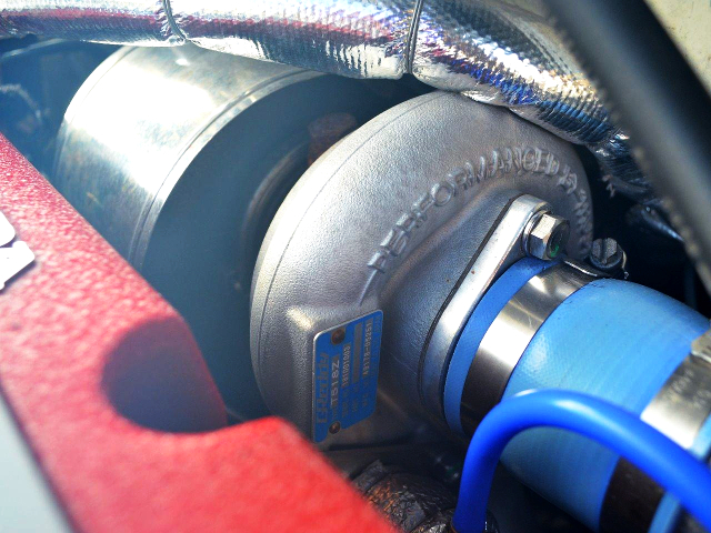 GREDDY T518Z TURBOCHARGER.