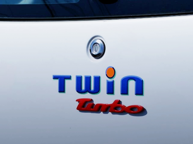 TWIN And TURBO LOGO.