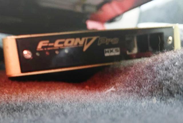 HKS F-CON V-PRO.