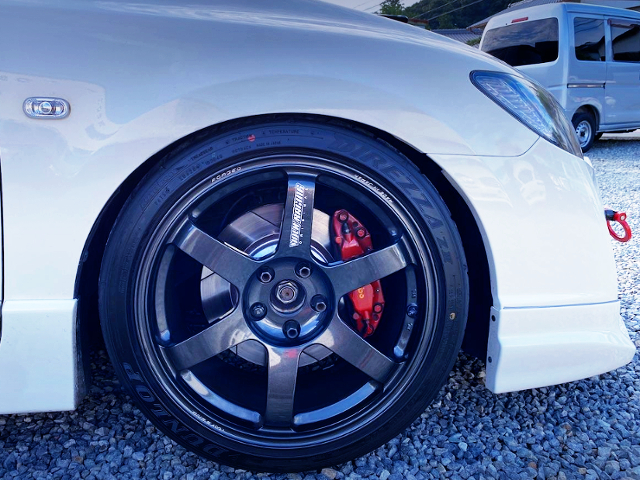 ONE MAKE RACE Brembo ONTO FD2 TYPE-R.