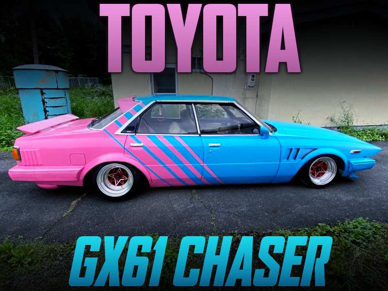 KAIDO RACER CUSTOM OF GX61 CHASER.
