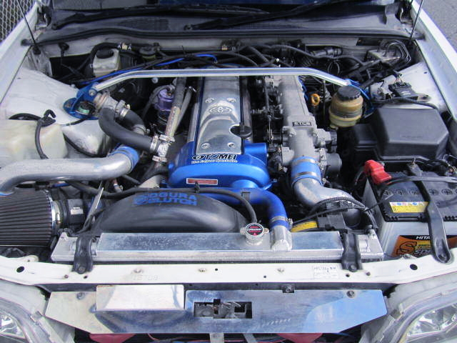 VVT-i 1JZ-GTE With TOMEI TURBO.