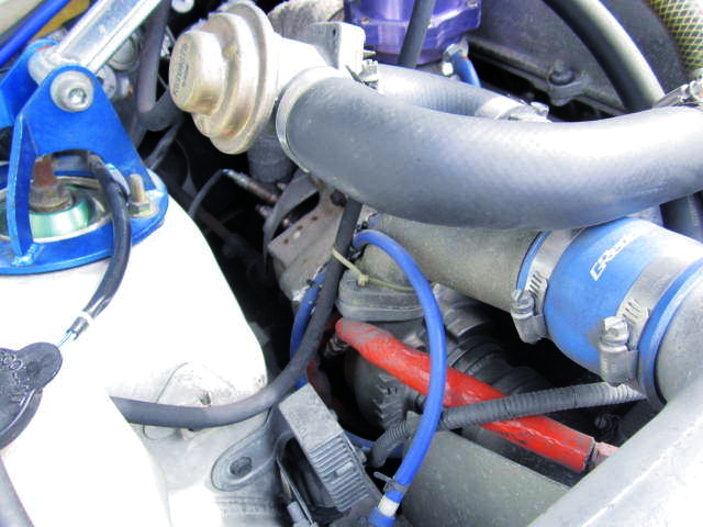 TOMEI TURBOCHARGER.