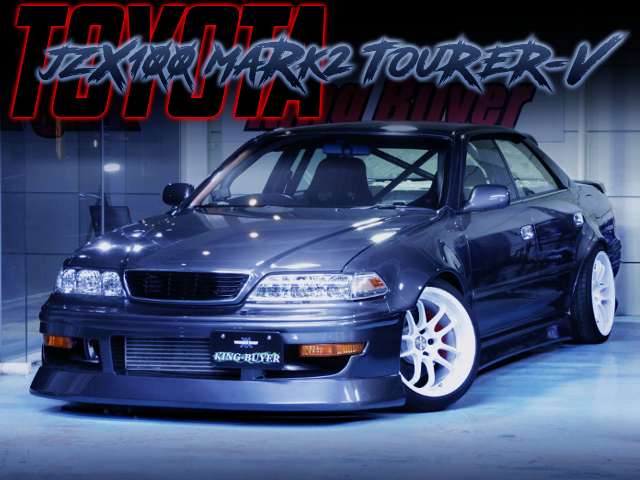 WIDEBODY And TWO-SEATER With JZX100 MARK2 TOURER-V.