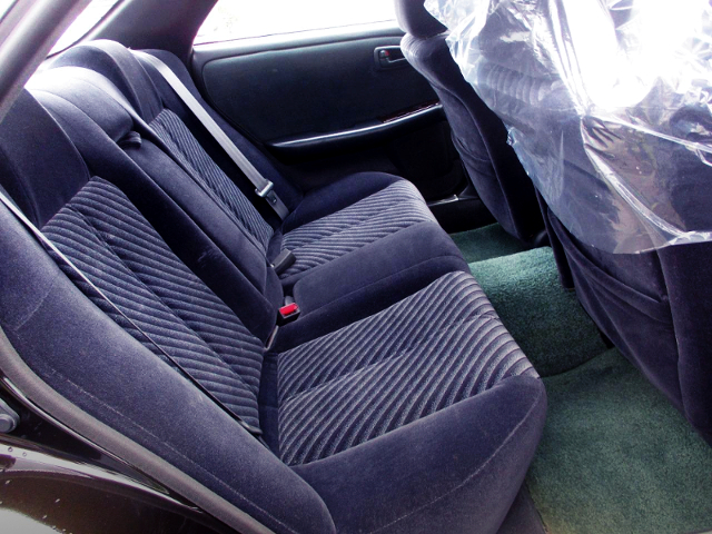 JZX90 MARK2 BACKSEAT TO JZX100 BACKSEAT CONVERSION.
