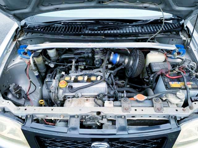 EJ 989cc ENGINE.