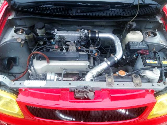 JB-DET INLINE-FOUR TURBO ENGINE.