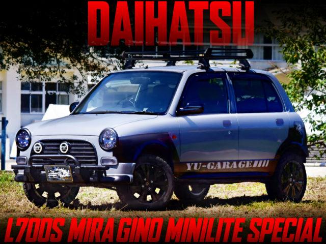 LIFTED L700S MIRAGINO MINILITE SPECIAL.