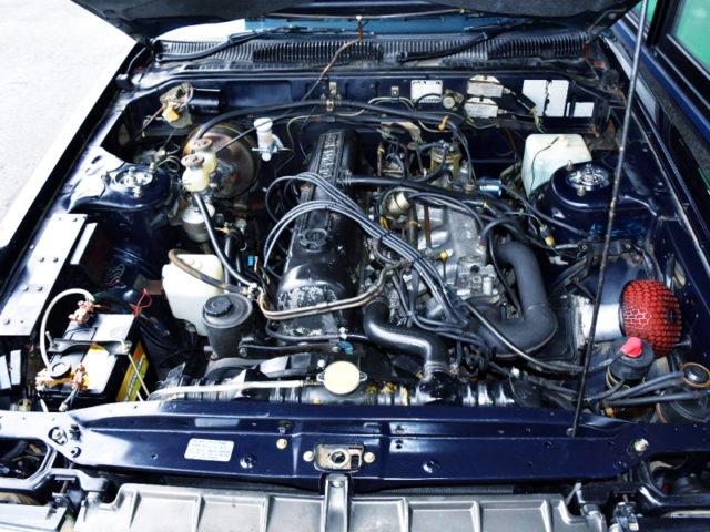 L20ET 2.0Liter TURBO ENGINE.
