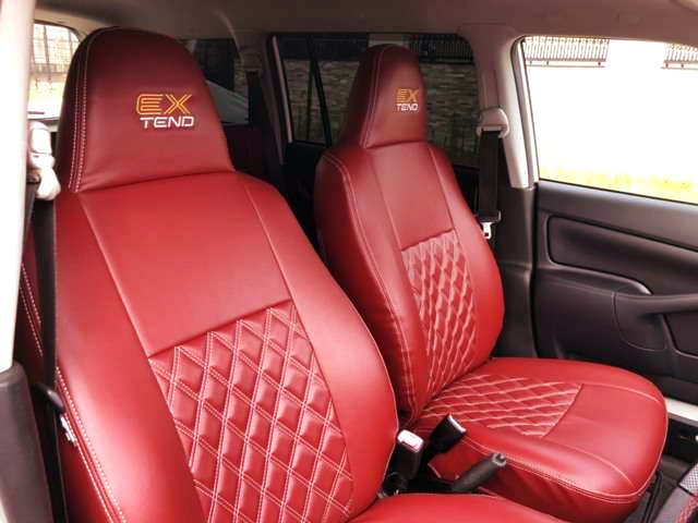 EXTEND FRONT SEAT COVER.
