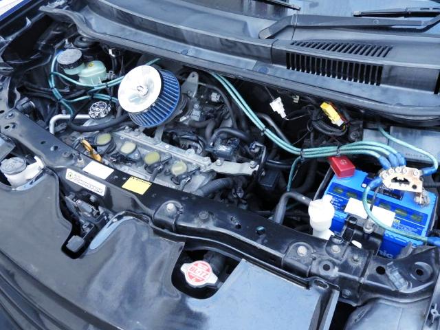 3SZ-VE BLITZ SUPERCHARGER ENGINE.