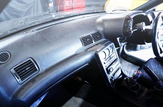 R32GTR DASHBOARD.