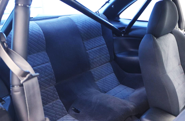 BACK SEAT And ROLL BAR,