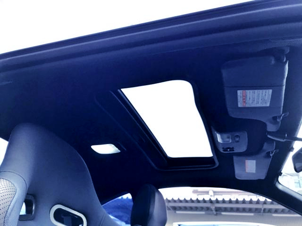 INTERIOR SUNROOF.