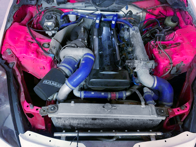2JZ-GTE PRECISION SINGLE TURBO.