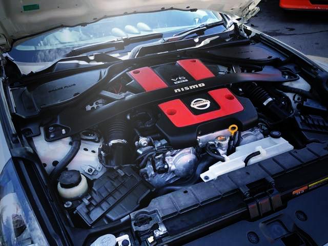 VQ37VHR 3700cc V6 ENGINE.