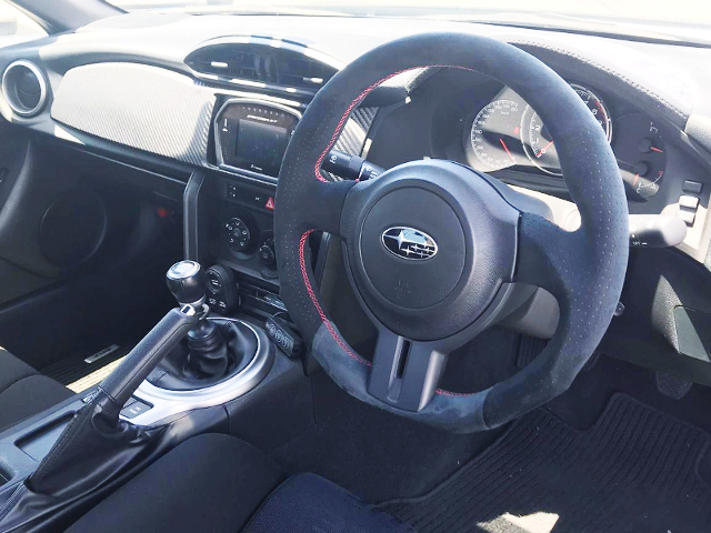 ZC6 BRZ RA DASHBOARD.