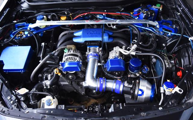 FA20 BOXER ENGINE.