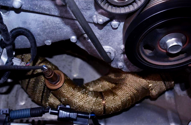 TOMEI EXHAUST MANIFOLD.
